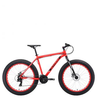 Велосипед Stark Fat 26.2 D red (2018)
