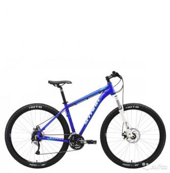 Велосипед Stark Tactic 29.5 D (2018)