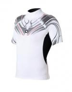 Гидромайка мужская Mystic 2009 Crossfire Lycra Vest S/S