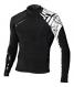 Гидромайка мужская Mystic 2010 Crossfire Lycra Vest L/S 1