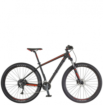 Велосипед Scott Aspect 740 black/red (2018)