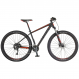 Велосипед Scott Aspect 740 black/red (2018) 1