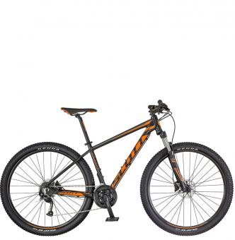 Велосипед Scott Aspect 950 black/orange (2018)