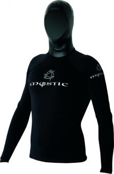 Гидромайка мужская Mystic 2010 Metalite Hooded Undervest