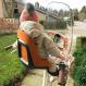 Детское кресло переднее Bobike One Mini coffee brown 2