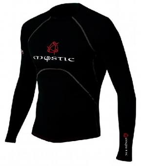 Гидромайка мужская Mystic 2010 Virus Thermo Lycra Vest L/S
