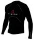 Гидромайка мужская Mystic 2010 Virus Thermo Lycra Vest L/S 1