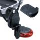 Багажник Topeak MTX BeamRack (V-Type), консольный 2