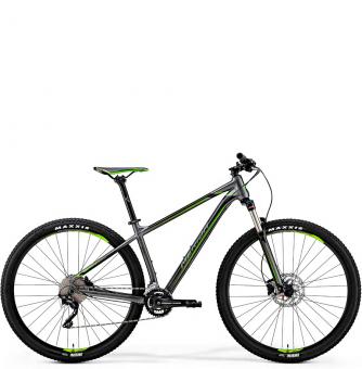 Велосипед Merida Big.Nine 300 (2019) SilkAnthracite/Green/Black