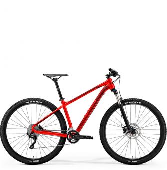Велосипед Merida Big.Seven 300 (2019) MetallicRed/DarkRed/Black