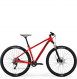 Велосипед Merida Big.Seven 300 (2019) MetallicRed/DarkRed/Black 1