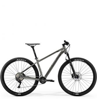 Велосипед Merida Big.Seven 500 (2019) Silk/Titan/Silver