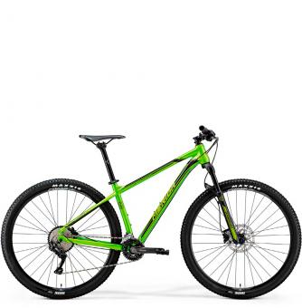 Велосипед Merida Big.Seven 500 (2019) Green/Black