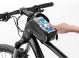 """Велосумка с держателем для телефона 6.0"""" на раму RockBros 017 14"""