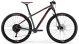 Велосипед Merida Big.Nine 600 (2019) MattDarkSilver/Black/Red 1