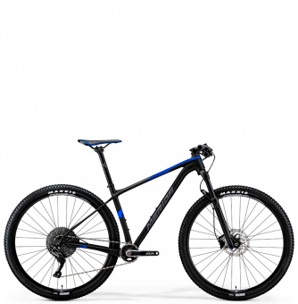 Велосипед Merida Big.Nine Limited (2019)