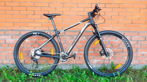 Велосипед Merida Big.Nine XT-Edition (2019) MattBlack/Silver