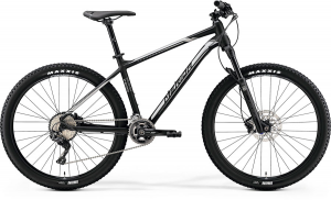 Велосипед Merida Big.Seven XT Edition (2019) MattBlack/Silver