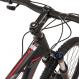Велосипед Merida Big.Nine-20 D (2019) MattBlack/Red/Silver 5