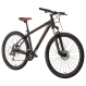 Велосипед Merida Big.Nine-20 D (2019) MattBlack/Red/Silver 3