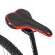 Велосипед Merida Big.Nine-20 D (2019) MattBlack/Red/Silver 7