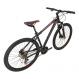 Велосипед Merida Big.Nine-20 D (2019) MattBlack/Red/Silver 2