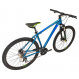 Велосипед Merida Big.Seven 20-D (2019) Blue/Green 3