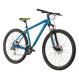 Велосипед Merida Big.Seven 20-D (2019) Blue/Green 2