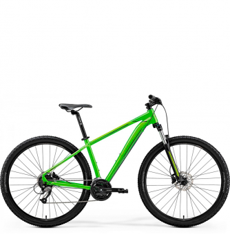 Велосипед Merida Big.Nine-40 D (2019) LiteGreen/Black