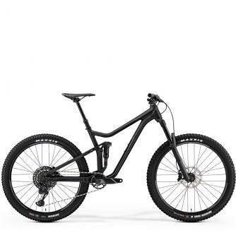 Велосипед Merida One-Forty 800 (2019) MattBlack/ShinyBlack