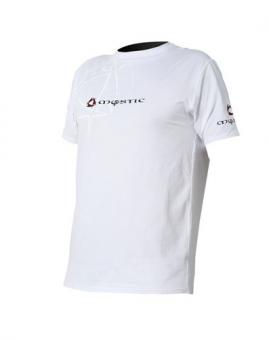 Гидромайка мужская Mystic 2011 Force Quick Dry Shirt S/S White
