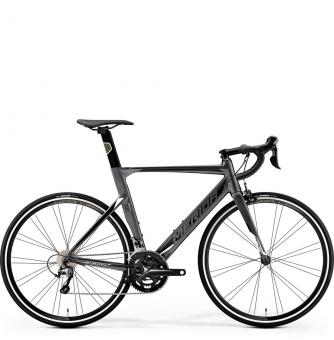 Велосипед Merida Reacto 300 (2019) SilkAnthracite/Black/White