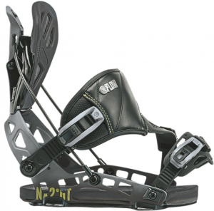 Крепления для сноуборда Flow NX2-GT Hybrid (2018)