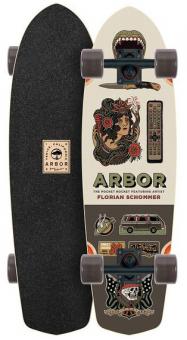 Лонгборд Arbor Pocket Rocket GT (2017)