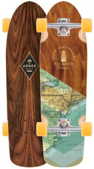 Лонгборд Arbor Pilsner Premium LTD (2017)