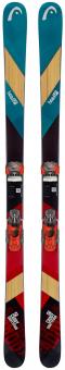 Горные лыжи Head Caddy + Крепление ATTACK² 11GW (2019)