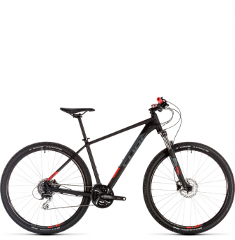 Велосипед Cube Aim Race 27,5 (2019)