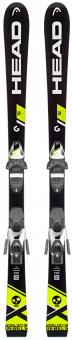 Горные лыжи Head WC i.Race Team SLR2 (120-160) + Крепление SLR 7.5 AC (2019)