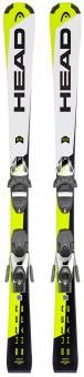 Горные лыжи Head Supershape SLR2 (140-160) + SLR 7.5 AC (2019)
