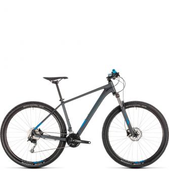 Велосипед Cube Aim SL 29 (2019) iridium´n´blue