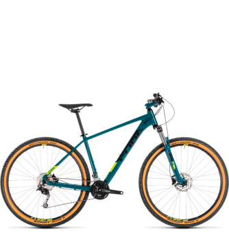 Велосипед Cube Aim SL 29 (2019) pinetree´n´flashyellow