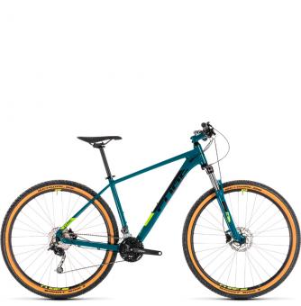 Велосипед Cube Aim SL 27,5 (2019) pinetree´n´flashyellow