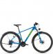 Велосипед Cube Aim Allroad 29 (2019) blue´n´green 1