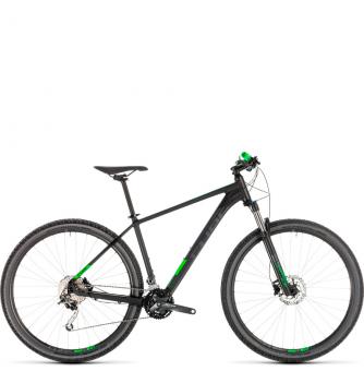 Велосипед Cube Analog 27.5 (2019) black´n´green