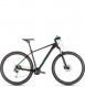 Велосипед Cube Analog 27.5 (2019) black´n´green 1