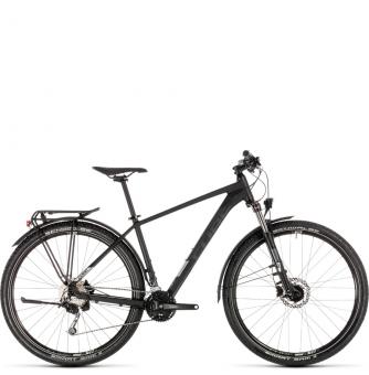 Велосипед Cube Aim SL Allroad 29 (2019) black´n´silver