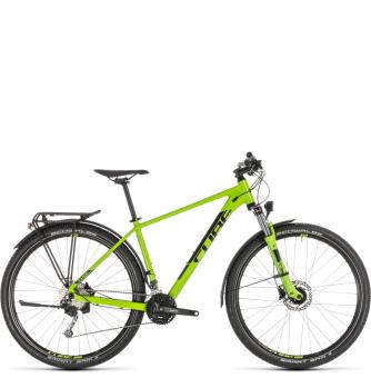 Велосипед Cube Aim SL Allroad 27,5 (2019) green´n´black