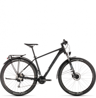 Велосипед Cube Aim SL Allroad 27,5 (2019) black´n´silver