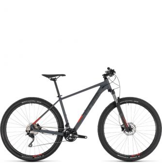 Велосипед Cube Attention 27.5 (2019) iridium´n´red