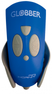 Фонарь со звонком Globber Mini Hornet синий